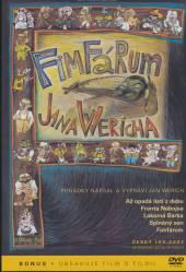 FILM  - DVP Fimfárum Jana Wericha DVD