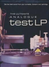 ANALOGUE PRODUCTIONS  - VINYL ULTIMATE ANALOGUE TEST LP [VINYL]