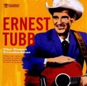 TUBB ERNEST  - CD TEXAS TROUBADOUR