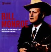 MONROE BILL  - CD FATHER OF BLUEGRASS