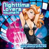 VARIOUS  - CD NIGHTTIME LOVERS 14