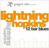 LIGHTNIN' HOPKINS  - CD PEPPER CAKE PRESENTS LIGHTNIN'