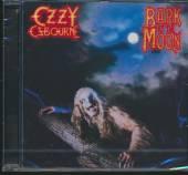 OSBOURNE OZZY  - CD BARK AT THE MOON [R]
