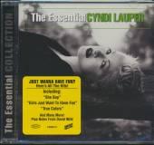 LAUPER CYNDI  - CD ESSENTIAL -14TR-