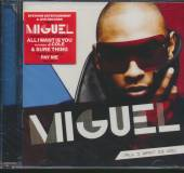 MIGUEL  - CD ALL I WANT IS YOU