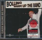 BOLLING CLAUDE  - CD WARM UP THE BAND