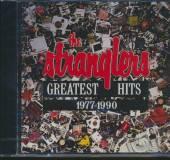 STRANGLERS  - CD GREATEST HITS - 1977/90