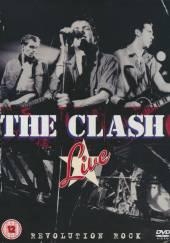 CLASH  - DVD REVOLUTION ROCK LIVE