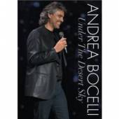 BOCELLI ANDREA  - DVD UNDER THE DESERT SKY