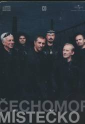 CECHOMOR  - CD MISTECKO /SLIDE/ 2011