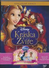 FILM  - DVD KRASKA A ZVIRE/SE