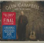 CAMPBELL GLEN  - CD GHOST ON THE CANVAS