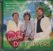 FLIPPERS  - CD HERZLICHST