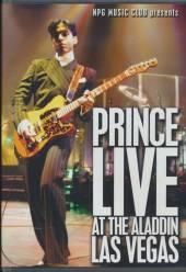 PRINCE  - DVD LIVE AT THE ALADDIN LAS VEGAS