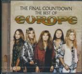 EUROPE  - CD THE FINAL COUNTDO..