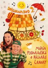 Podhradská/Čanaky  - DVD SPIEVANKOVO 2