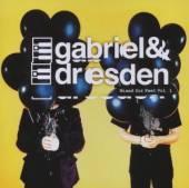 GABRIEL & DRESDEN  - CD MIXED FOR FEET 1