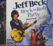 BECK JEFF  - CD ROCK N ROLL PARTY (HONORING LES PAUL)