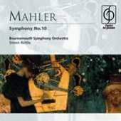RATTLE SIMON  - CD MAHLER: SYMPHONY NO.10
