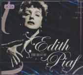 PIAF EDITH  - 3xCD BEST OF
