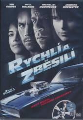 - DVD RYCHLI A ZBESILI