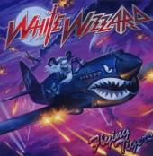 WHITE WIZZARD  - CD FLYING TIGERS