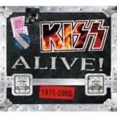 KISS  - CD ALIVE!1 1975-2000