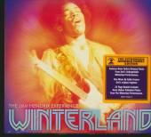 HENDRIX JIMI EXPERIENCE  - CD WINTERLAND