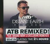 ATB  - 2xCD DISTANT EARTH REMIXED