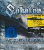SABATON  - CD WORLD WAR LIVE: B..
