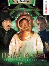 FILM  - DVD Barva kouzel DVD..