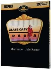 FILM  - DVD Zlaté časy rádia (Radio Days)