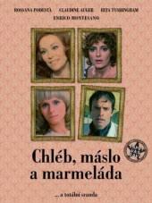 FILM  - DVD CHLÉB, MÁSLO A..