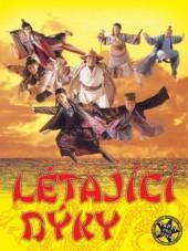FILM  - DVD LÉTAJÍCÍ DÝK..