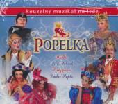 VARIOUS  - CD POPELKA. POHADKOVY MUZIKAL NA LEDE