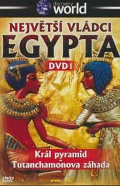 Největší vládci Egypta 1 (The Great Egyptian) DVD - supershop.sk