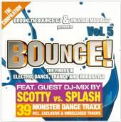 VARIOUS  - CD BROOKLYN BOUNCE DJ & MENTAL MA