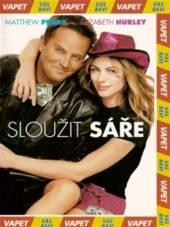 FILM  - DVP Sloužit Sáře (Serving Sara) DVD