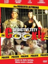 FILM  - DVD Dědictví tety ..