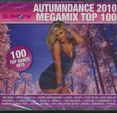 VARIOUS  - 3xCD AUTUMNDANCE 2010 MEGAMIX TOP 100