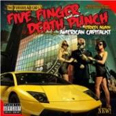 FIVE FINGER DEATH PUNCH  - CD AMERICAN CAPITALIST (2011)