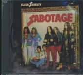 BLACK SABBATH  - CD SABOTAGE