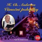 SOMR JOSEF  - 2xCD VANOCNI POHADKY H. CH. ANDERSENA