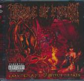 CRADLE OF FILTH  - CD LOVECRAFT & WITCH HEARTS