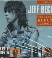 BECK JEFF  - 5xCD ORIGINAL ALBUM CLASSICS 2