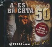 BRICHTA ALES  - 2xCD 50 - TESLA ARENA - LIVE