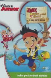 FILM  - DVD Jake a piráti z..