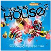 VARIOUS  - 2xCD WE LOVE HOUSE II