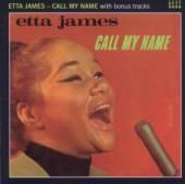 ETTA JAMES  - CD CALL MY NAME