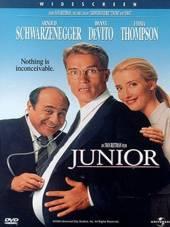 FILM  - DVP Junior (Junior) DVD